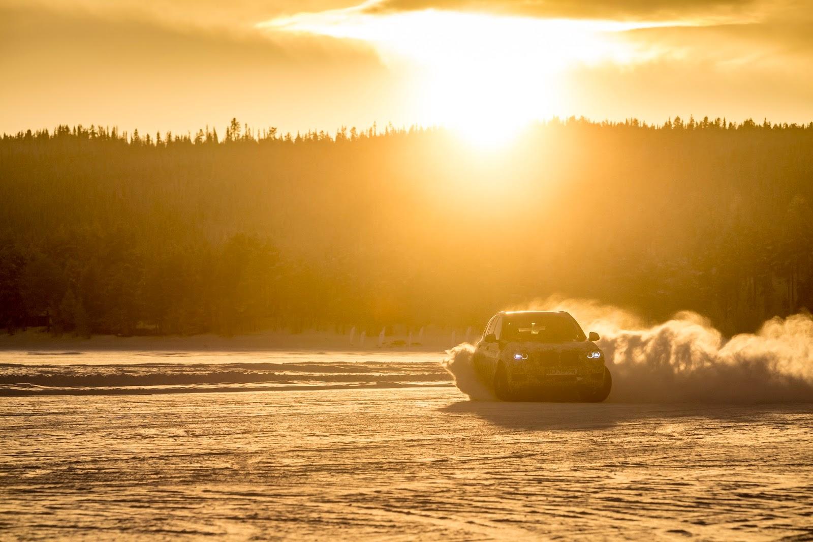 P90249820 highRes the new bmw x3 under Δοκιμές στην παγωμένη Βόρεια Σουηδία, για την επερχόμενη BMW X3 BMW, BMW X, BMW X3, SUV, videos