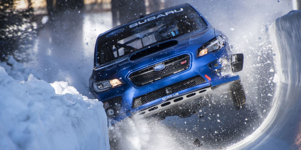Subaru2BWRX2BSTI sleigh Πάμε χιόνι... με Subaru WRX STI! Fun, Prodrive, Subaru, Subaru Impreza WRX, Subaru WRX STI, videos