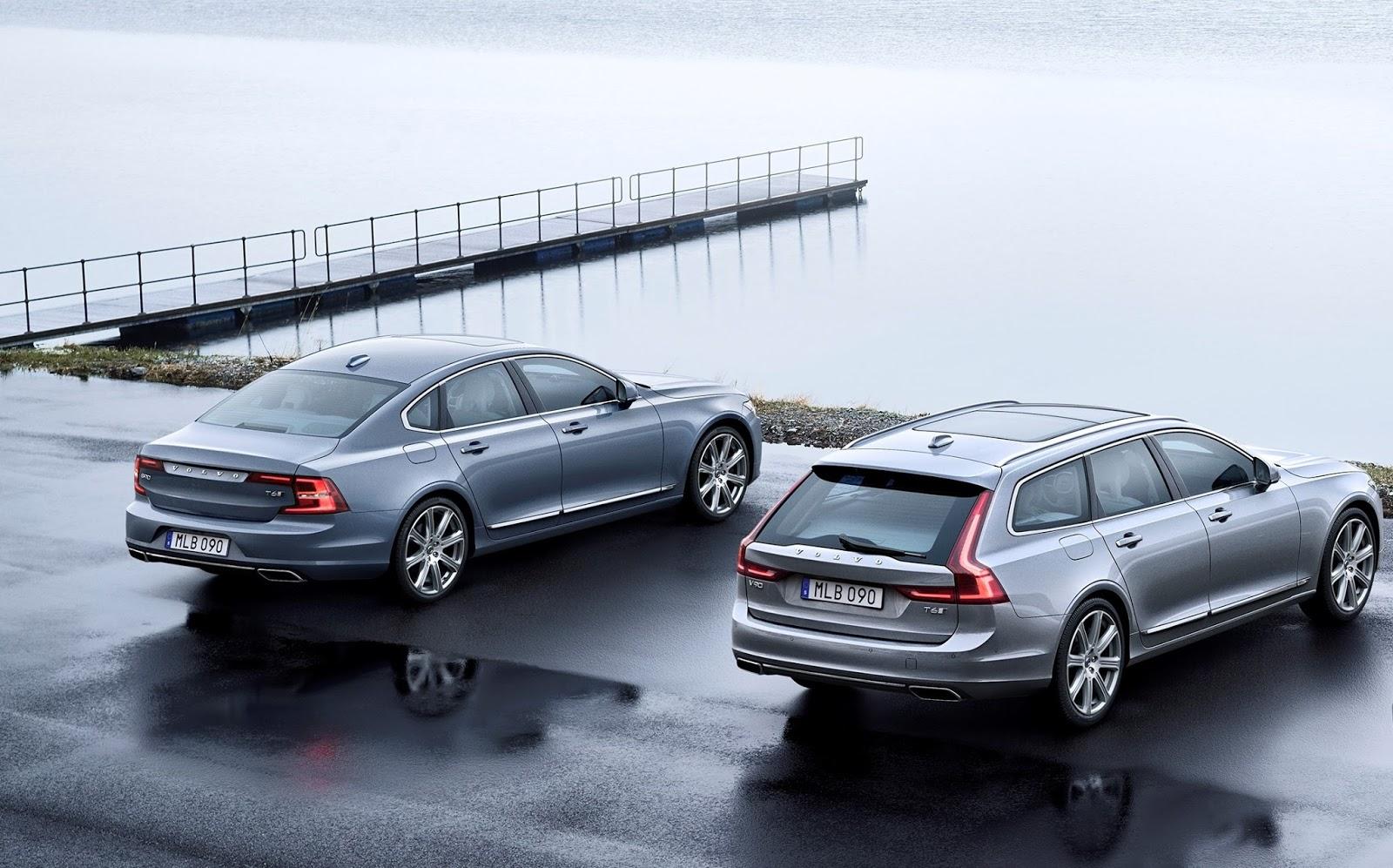 VOLVO2BS902BKAI2BV90 Τα τρία ασφαλέστερα αυτοκίνητα κατά τον Euro NCAP είναι Volvo Euro NCAP, Safety, Volvo, ασφάλεια