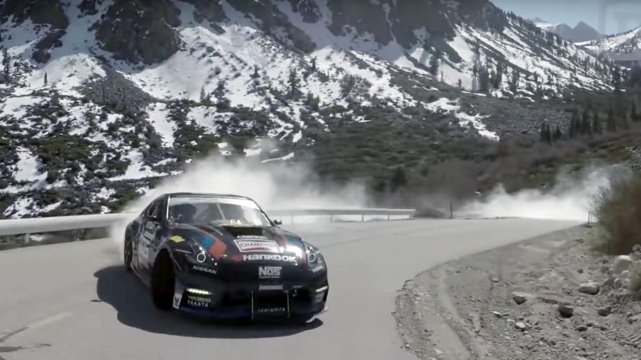 chris forsberg mountain drift one take Έτσι νριφτάρουν οι πρωταθλητές! drift, Drift Sunday, Drifter, Driver, Fun, Hoonigan, Nissan, Nissan 370Z, videos