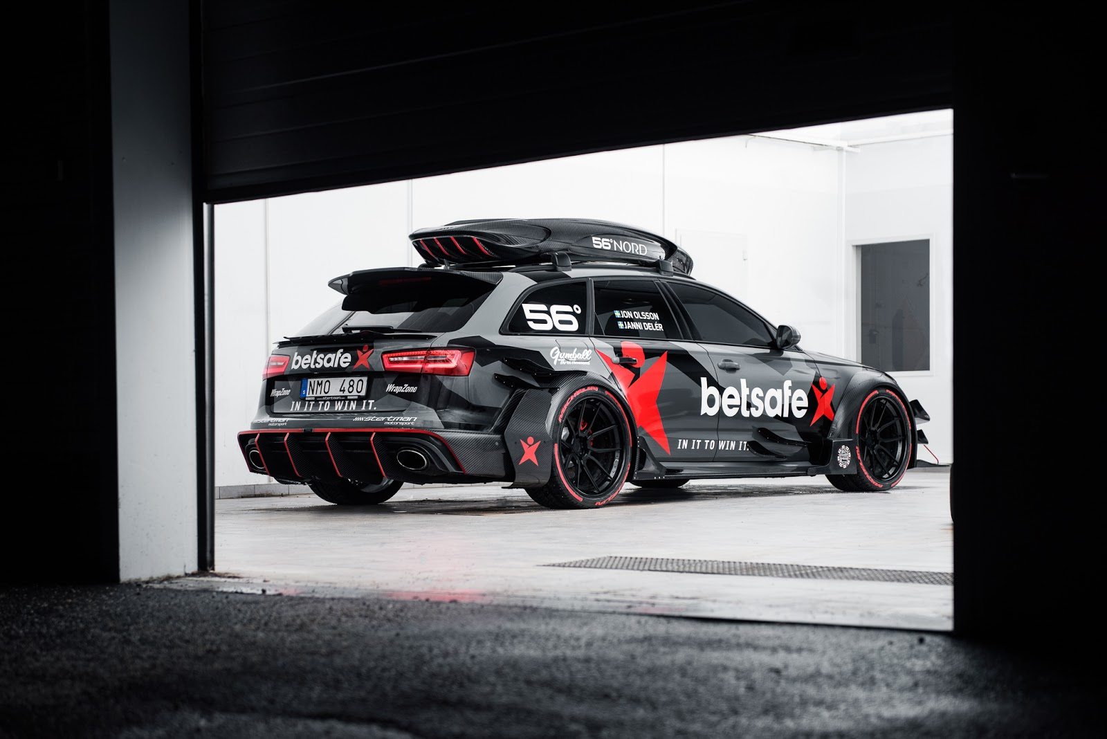 rs6 Τα 7 πιο extreme offroad οχήματα στον πλανήτη! Audi RS6, Fun, Kamaz 4326 Dakar, Offroad, PEUGEOT 208 WRX, Red Bull, videos, zblog