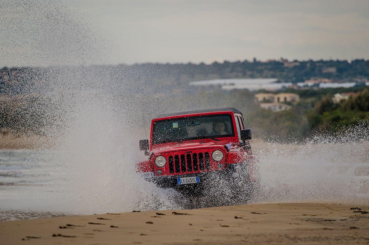 170323 Jeep Wrangler 02 1 Jeep Renegade και Jeep Wrangler : Τα αγαπημένα SUV και 4X4 των Γερμανών Awards, Jeep, Jeep Renegade, Jeep Wrangler, Offroad