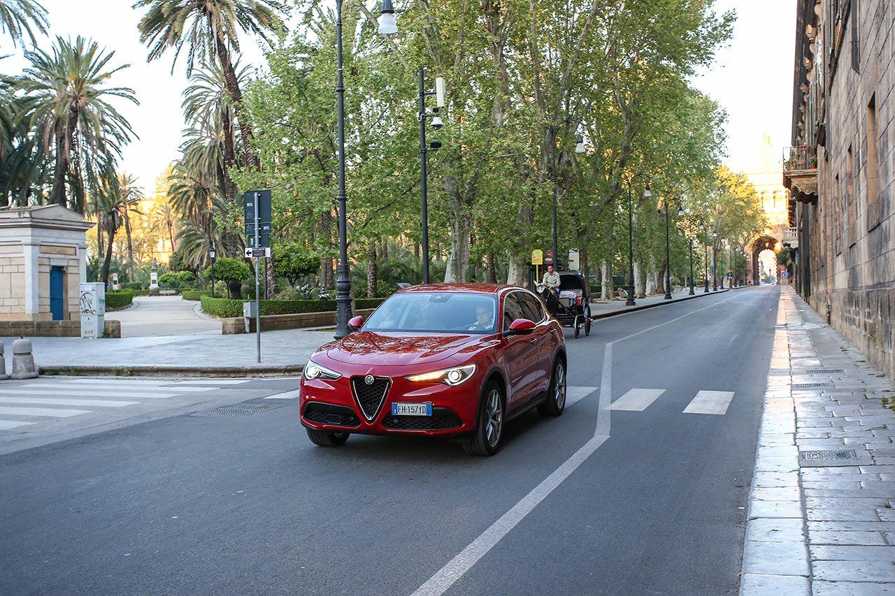 170420 Alfa Romeo Gastronomia 05 Ο πρώτος γύρος στο Targa Florio 2017: από την Taormina στην Cefalù Alfa, alfa romeo, Alfa Romeo Giulia, Alfa Romeo Giulia GTA, Alfa Romeo Giulietta, Alfa Romeo Giulietta SZ, Classic, Targa Florio, videos, αγωνες