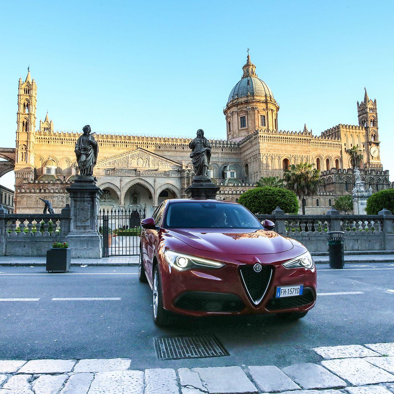 170420 Alfa Romeo Gastronomia 06 Ο πρώτος γύρος στο Targa Florio 2017: από την Taormina στην Cefalù Alfa, alfa romeo, Alfa Romeo Giulia, Alfa Romeo Giulia GTA, Alfa Romeo Giulietta, Alfa Romeo Giulietta SZ, Classic, Targa Florio, videos, αγωνες