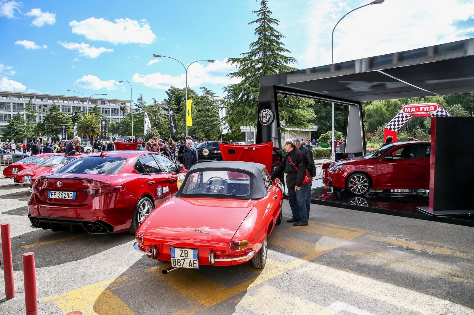 170420 Alfa Romeo On Air 05 H 1960 Giulietta SZ στο 101ο Targa Florio Alfa, alfa romeo, Alfa Romeo Giulietta, Alfa Romeo Giulietta SZ, Classic, Targa Florio, videos, αγωνες