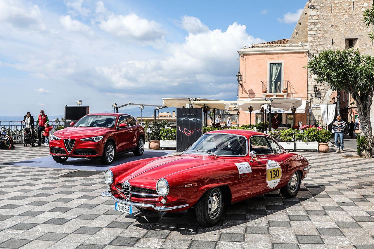 170422 Alfa Romeo On Air 03 Ο πρώτος γύρος στο Targa Florio 2017: από την Taormina στην Cefalù Alfa, alfa romeo, Alfa Romeo Giulia, Alfa Romeo Giulia GTA, Alfa Romeo Giulietta, Alfa Romeo Giulietta SZ, Classic, Targa Florio, videos, αγωνες