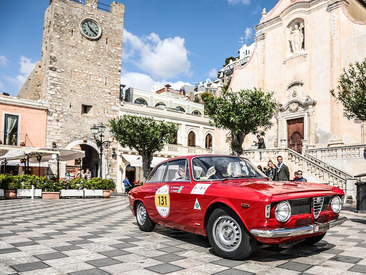 170422 Alfa Romeo On Air 04 Ο πρώτος γύρος στο Targa Florio 2017: από την Taormina στην Cefalù Alfa, alfa romeo, Alfa Romeo Giulia, Alfa Romeo Giulia GTA, Alfa Romeo Giulietta, Alfa Romeo Giulietta SZ, Classic, Targa Florio, videos, αγωνες