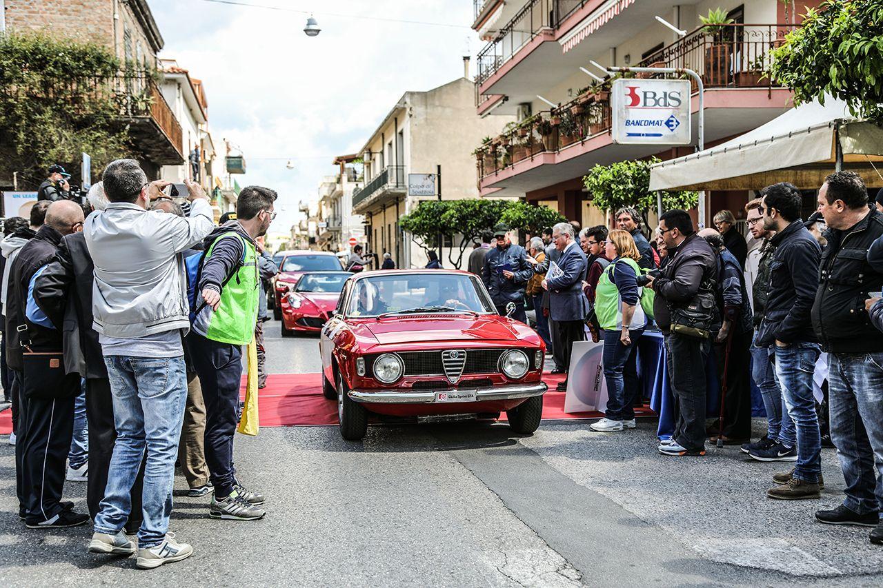 170422 Alfa Romeo On Air 06 Ο πρώτος γύρος στο Targa Florio 2017: από την Taormina στην Cefalù Alfa, alfa romeo, Alfa Romeo Giulia, Alfa Romeo Giulia GTA, Alfa Romeo Giulietta, Alfa Romeo Giulietta SZ, Classic, Targa Florio, videos, αγωνες