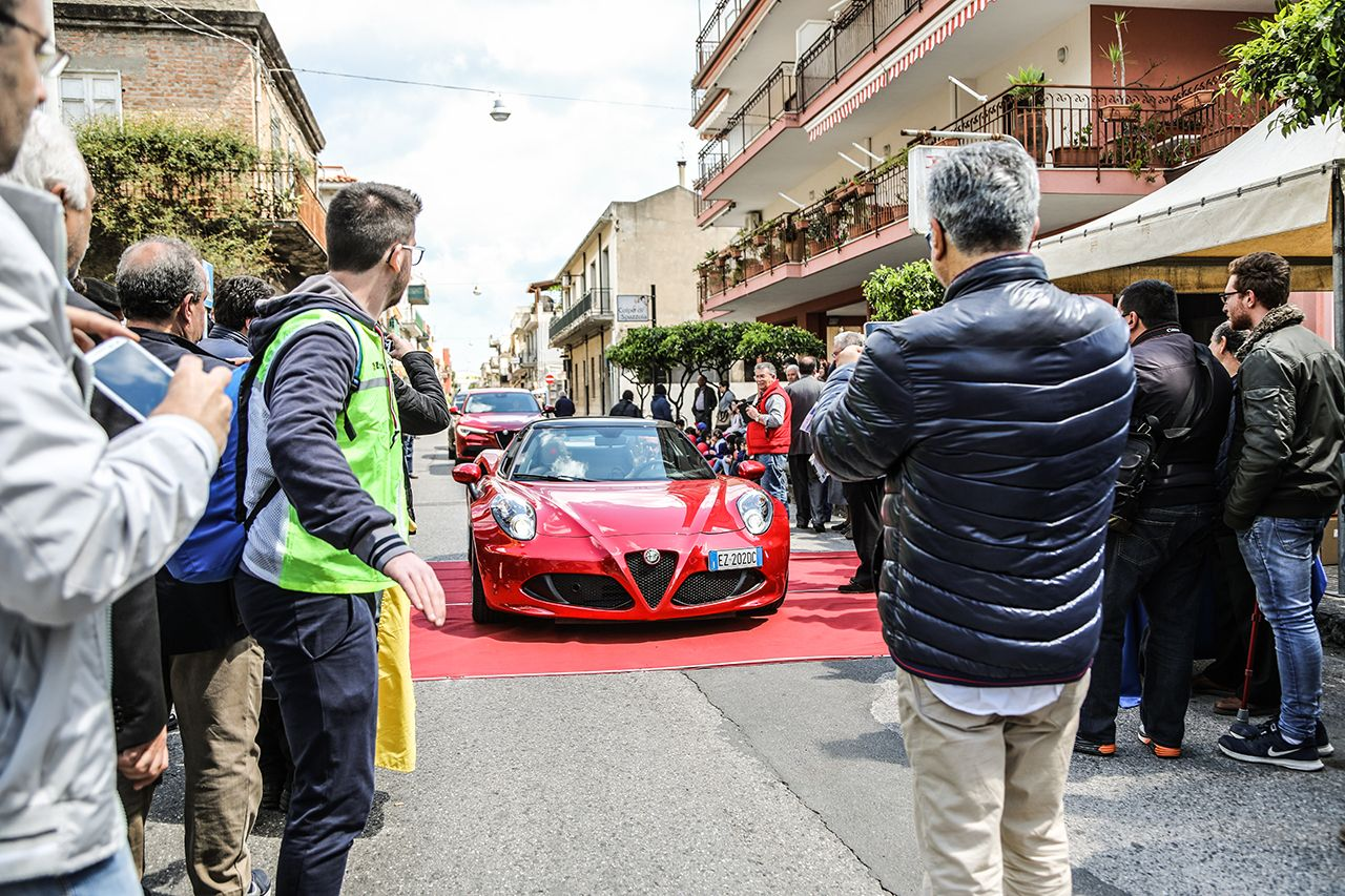 170422 Alfa Romeo On Air 07 Ο πρώτος γύρος στο Targa Florio 2017: από την Taormina στην Cefalù Alfa, alfa romeo, Alfa Romeo Giulia, Alfa Romeo Giulia GTA, Alfa Romeo Giulietta, Alfa Romeo Giulietta SZ, Classic, Targa Florio, videos, αγωνες