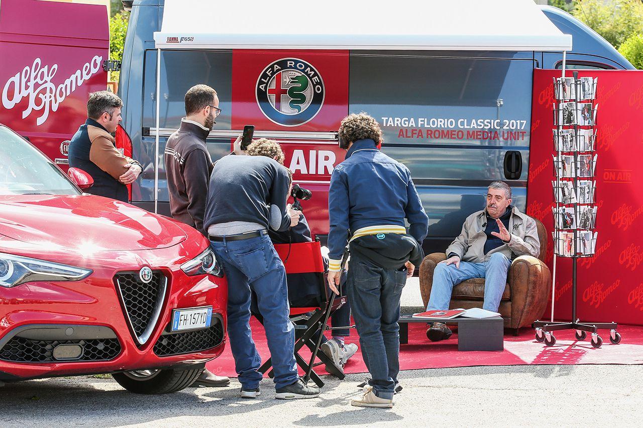 170422 Alfa Romeo On Air 08 Ο πρώτος γύρος στο Targa Florio 2017: από την Taormina στην Cefalù Alfa, alfa romeo, Alfa Romeo Giulia, Alfa Romeo Giulia GTA, Alfa Romeo Giulietta, Alfa Romeo Giulietta SZ, Classic, Targa Florio, videos, αγωνες