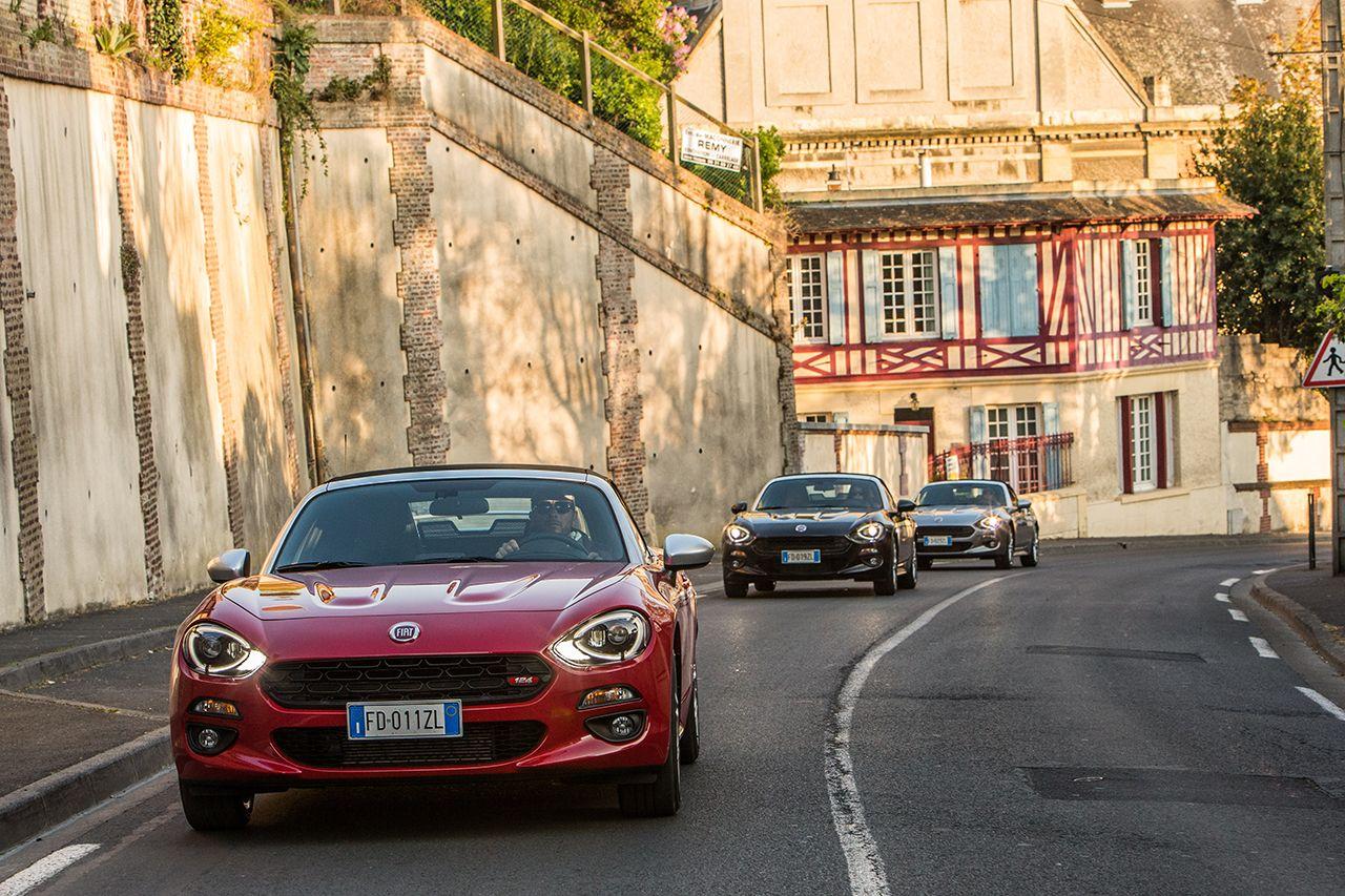 170424 Fiat 124 Spider sweeps France 03 2 Ταξιδεύοντας με Fiat 124 Spider στις ομορφιές της Ευρώπης Fiat, fiat 124 spider, Fun, Roadtrip, zblog, Ταξίδι