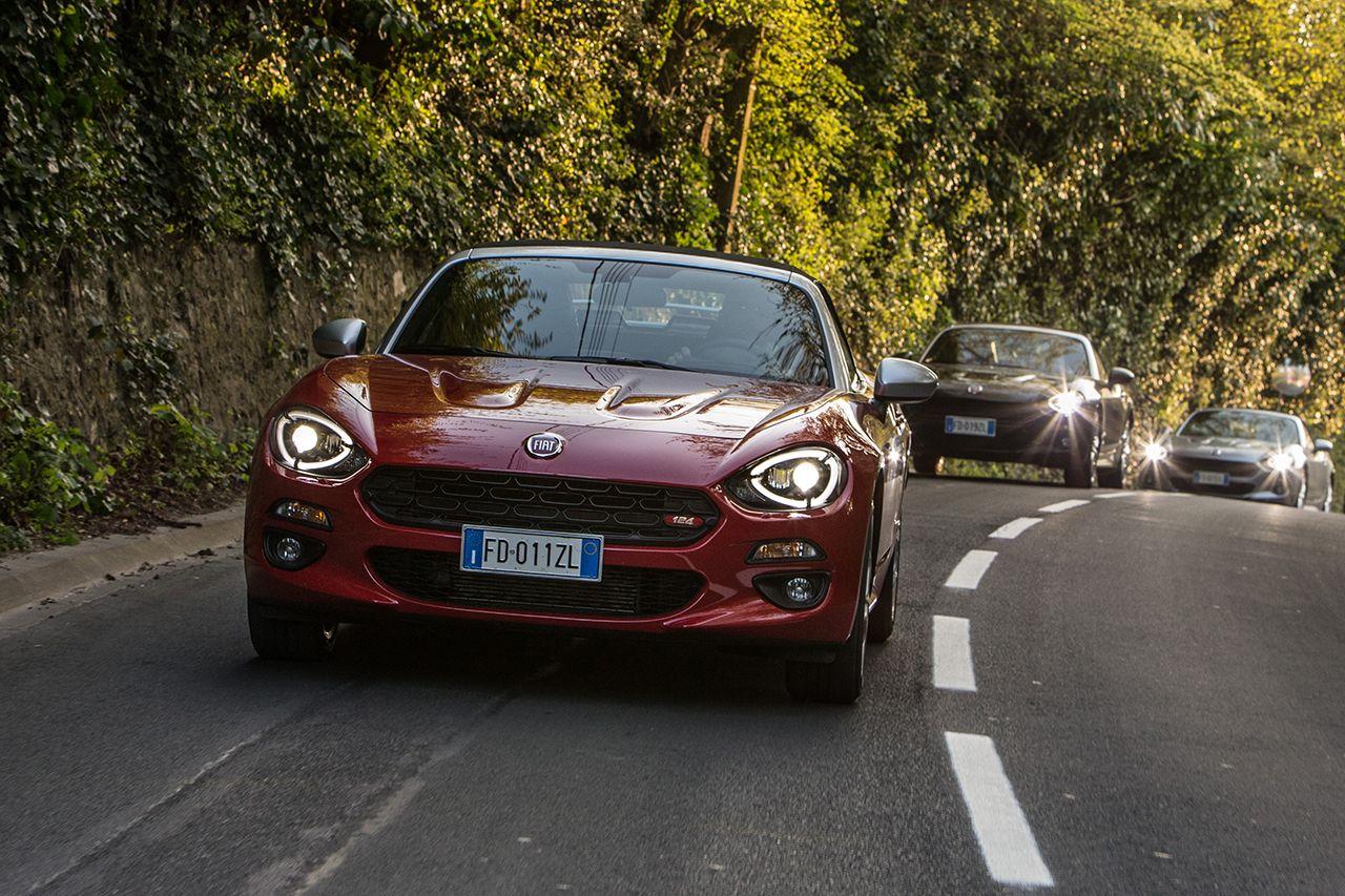 170424 Fiat 124 Spider sweeps France 04 2 Ταξιδεύοντας με Fiat 124 Spider στις ομορφιές της Ευρώπης Fiat, fiat 124 spider, Fun, Roadtrip, zblog, Ταξίδι