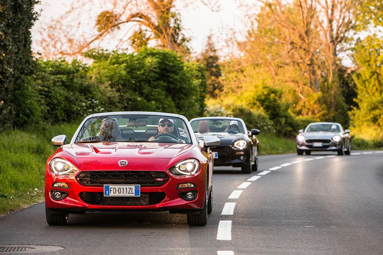 170424 Fiat 124 Spider sweeps France 09 2 Ταξιδεύοντας με Fiat 124 Spider στις ομορφιές της Ευρώπης Fiat, fiat 124 spider, Fun, Roadtrip, zblog, Ταξίδι