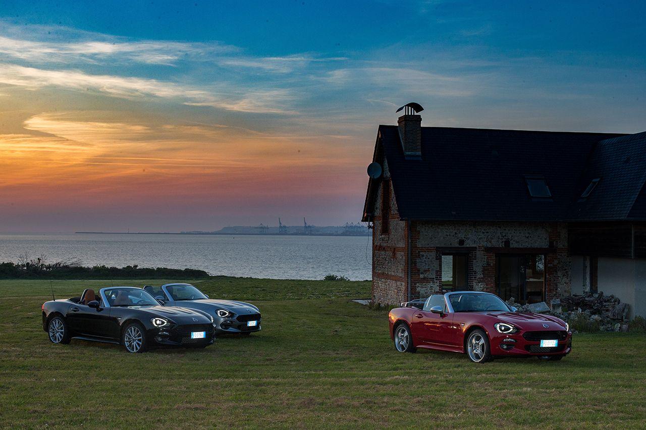 170424 Fiat 124 Spider sweeps France 11 2 Ταξιδεύοντας με Fiat 124 Spider στις ομορφιές της Ευρώπης Fiat, fiat 124 spider, Fun, Roadtrip, zblog, Ταξίδι