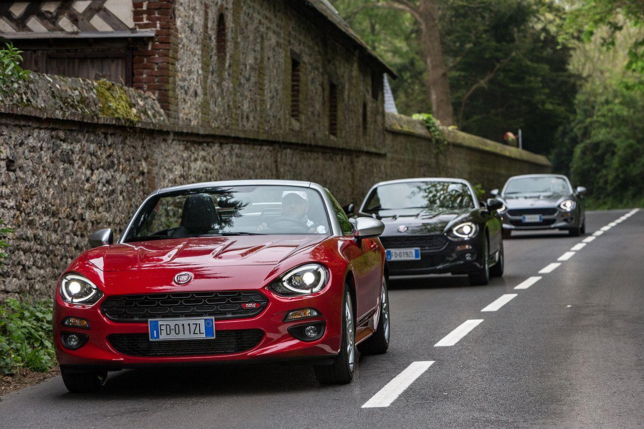 170424 Fiat 124 Spider sweeps France 18 1 Ταξιδεύοντας με Fiat 124 Spider στις ομορφιές της Ευρώπης Fiat, fiat 124 spider, Fun, Roadtrip, zblog, Ταξίδι