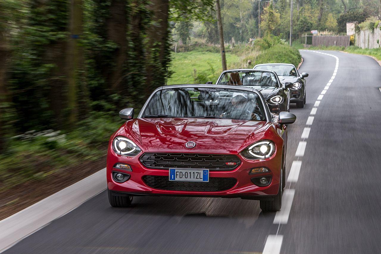 170424 Fiat 124 Spider sweeps France 20 1 Ταξιδεύοντας με Fiat 124 Spider στις ομορφιές της Ευρώπης Fiat, fiat 124 spider, Fun, Roadtrip, zblog, Ταξίδι