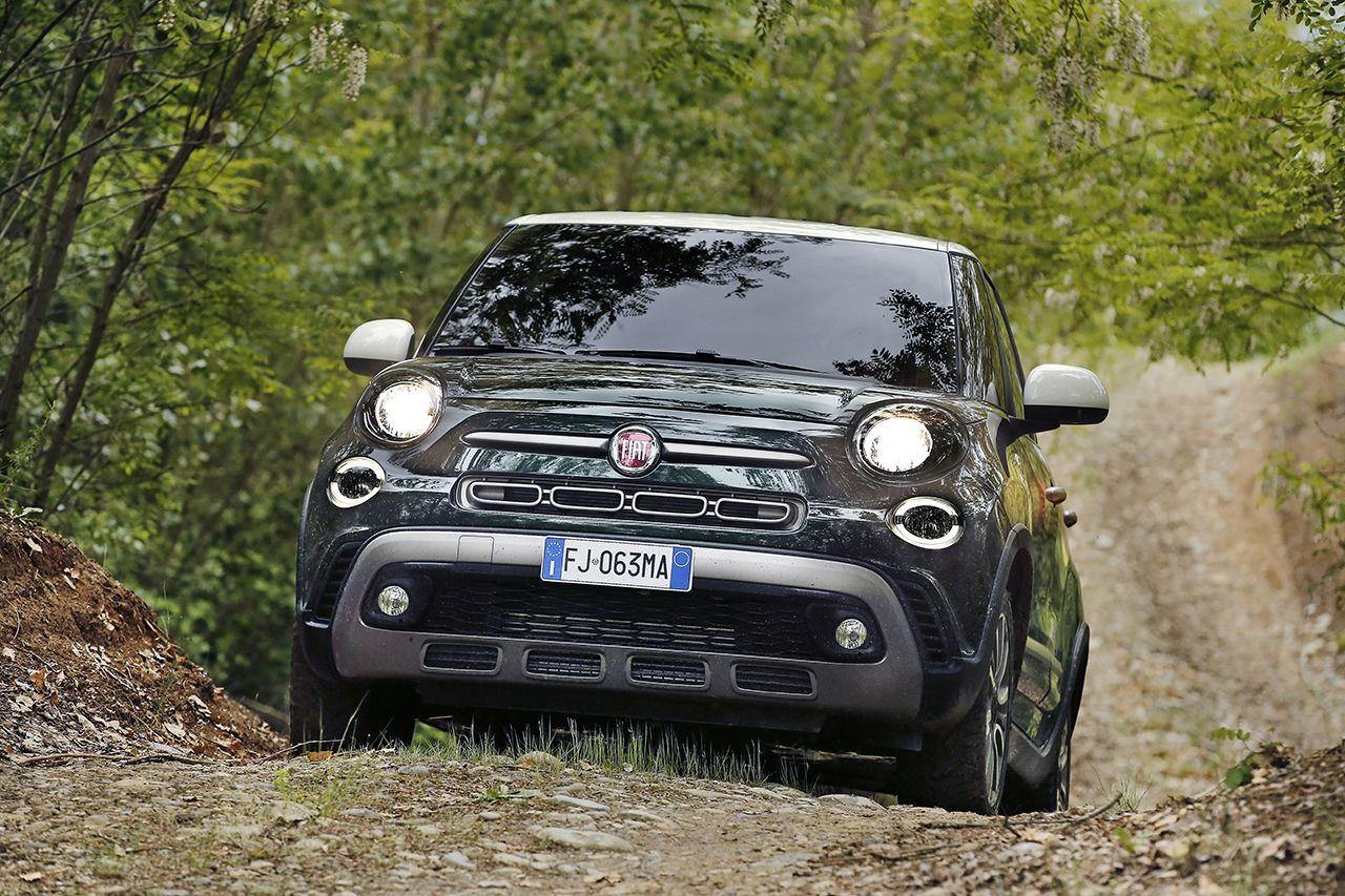170522 Fiat New 500L Cross 01 Από 16.500€ το νέο Fiat 500L Facelift, Family car, Fiat 500 L, MPV, Λανσάρισμα, τιμες