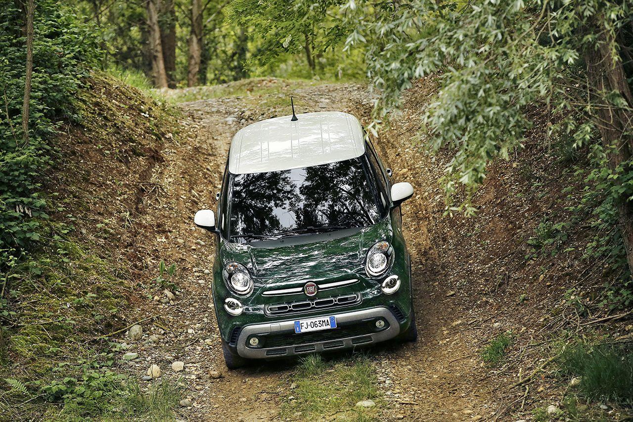 170522 Fiat New 500L Cross 03 Από 16.500€ το νέο Fiat 500L Facelift, Family car, Fiat 500 L, MPV, Λανσάρισμα, τιμες