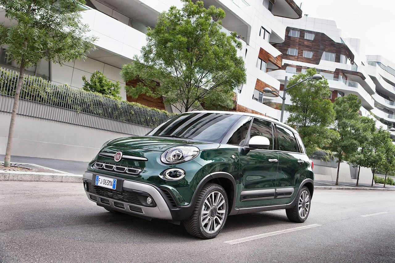 170522 Fiat New 500L Cross 05 Από 16.500€ το νέο Fiat 500L Facelift, Family car, Fiat 500 L, MPV, Λανσάρισμα, τιμες