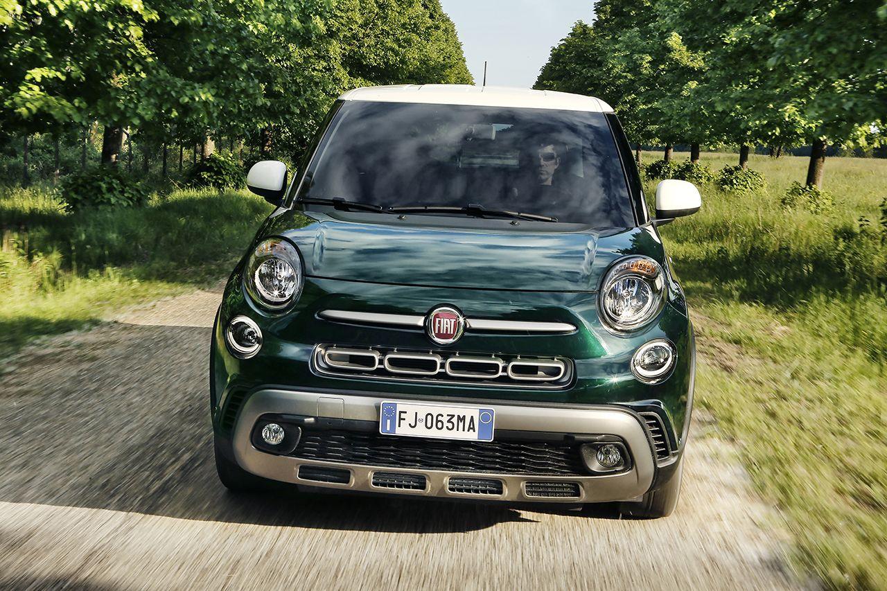 170522 Fiat New 500L Cross 06 Από 16.500€ το νέο Fiat 500L Facelift, Family car, Fiat 500 L, MPV, Λανσάρισμα, τιμες