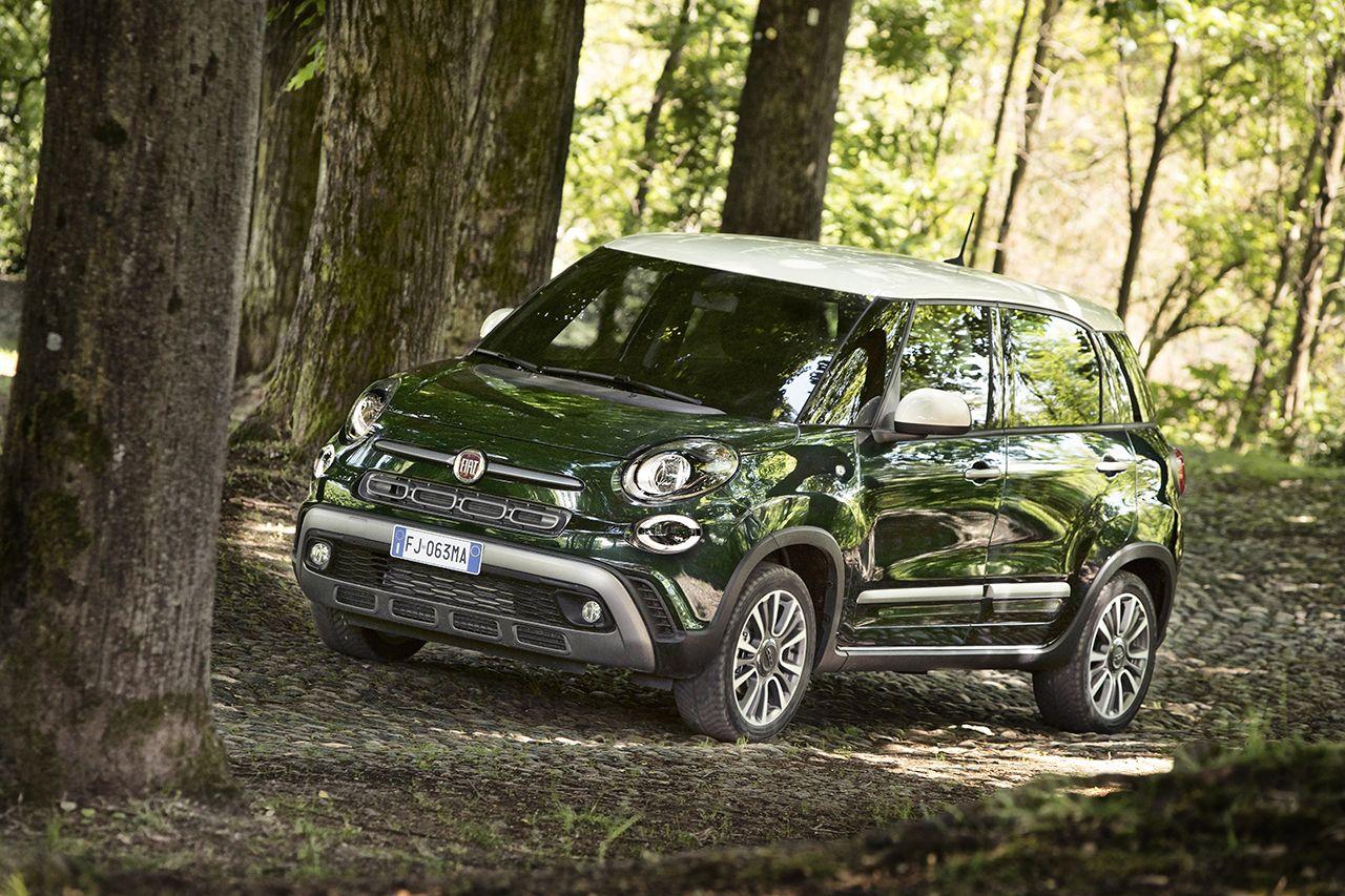 170522 Fiat New 500L Cross 07 Από 16.500€ το νέο Fiat 500L Facelift, Family car, Fiat 500 L, MPV, Λανσάρισμα, τιμες