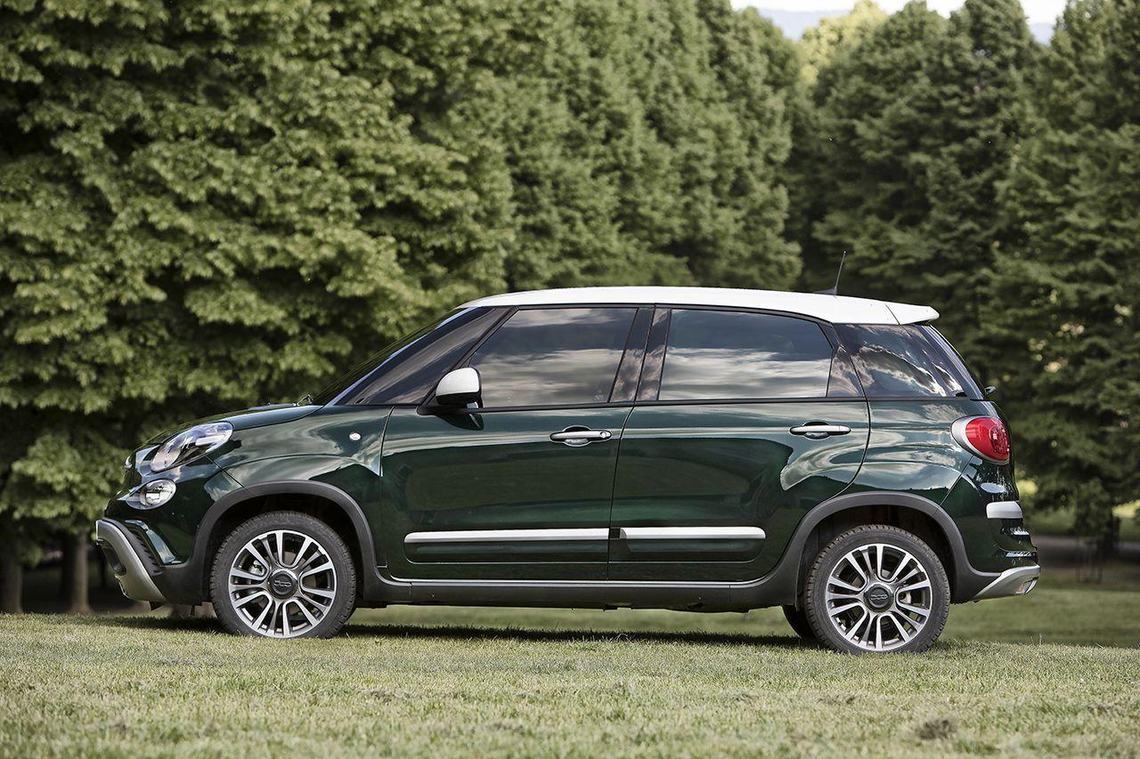 170522 Fiat New 500L Cross 08 Από 16.500€ το νέο Fiat 500L Facelift, Family car, Fiat 500 L, MPV, Λανσάρισμα, τιμες
