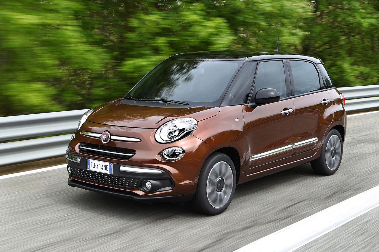 170522 Fiat New 500L Lounge 05 Από 16.500€ το νέο Fiat 500L Facelift, Family car, Fiat 500 L, MPV, Λανσάρισμα, τιμες
