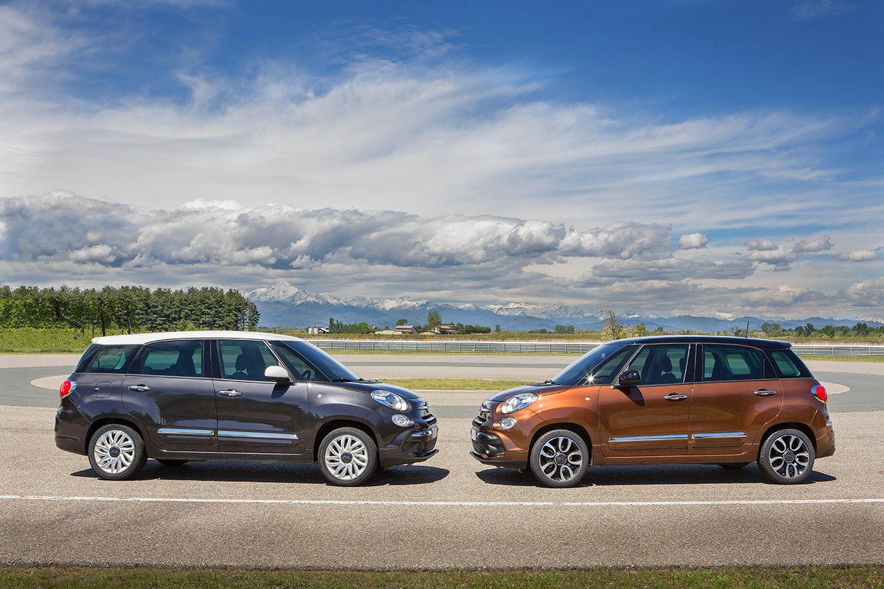 170522 Fiat New 500L Wagon 02 Από 16.500€ το νέο Fiat 500L Facelift, Family car, Fiat 500 L, MPV, Λανσάρισμα, τιμες