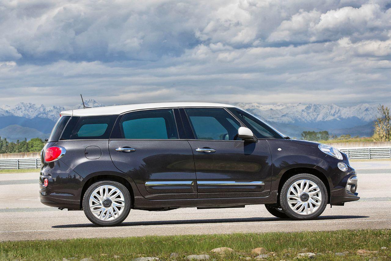170522 Fiat New 500L Wagon 03 Από 16.500€ το νέο Fiat 500L Facelift, Family car, Fiat 500 L, MPV, Λανσάρισμα, τιμες