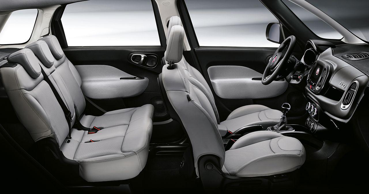 170522 Fiat New 500L 13 Από 16.500€ το νέο Fiat 500L Facelift, Family car, Fiat 500 L, MPV, Λανσάρισμα, τιμες