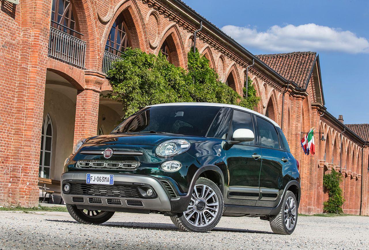 170522 Fiat New 500L 19 Από 16.500€ το νέο Fiat 500L Facelift, Family car, Fiat 500 L, MPV, Λανσάρισμα, τιμες