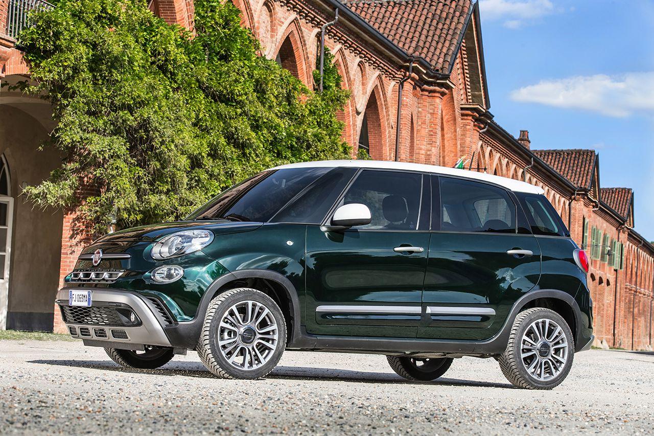 170522 Fiat New 500L 20 Από 16.500€ το νέο Fiat 500L Facelift, Family car, Fiat 500 L, MPV, Λανσάρισμα, τιμες