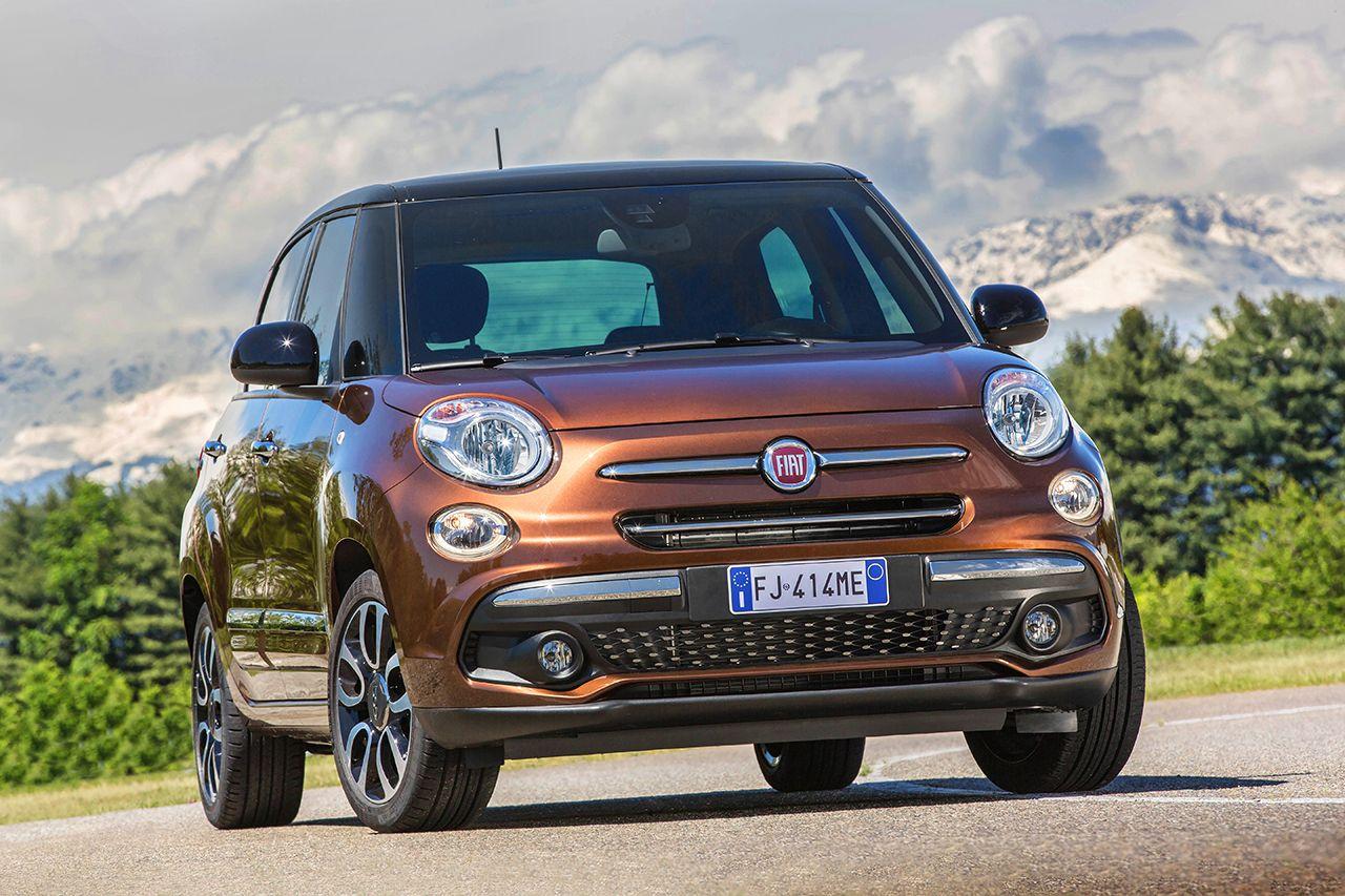 170522 Fiat New 500L 22 Από 16.500€ το νέο Fiat 500L Facelift, Family car, Fiat 500 L, MPV, Λανσάρισμα, τιμες