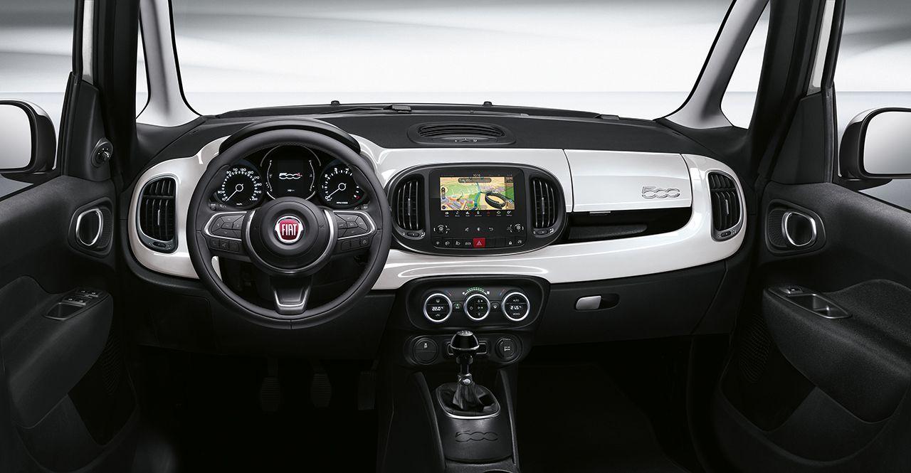 170522 Fiat New 500L 23 Από 16.500€ το νέο Fiat 500L Facelift, Family car, Fiat 500 L, MPV, Λανσάρισμα, τιμες