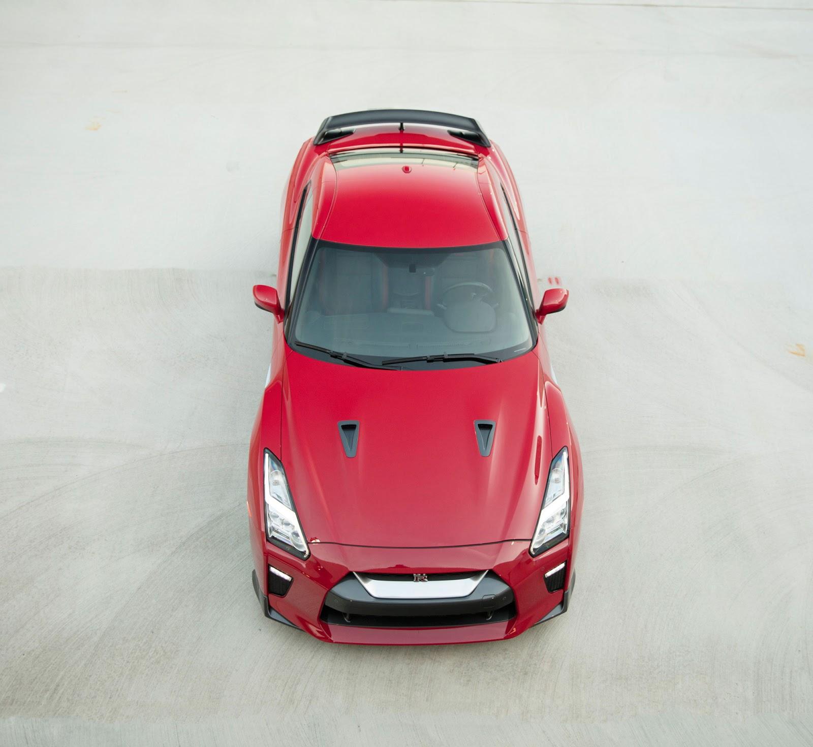 2017 Nissan GT R Track Edition 03 rs252812529 Ένα Nissan GT-R για την πίστα