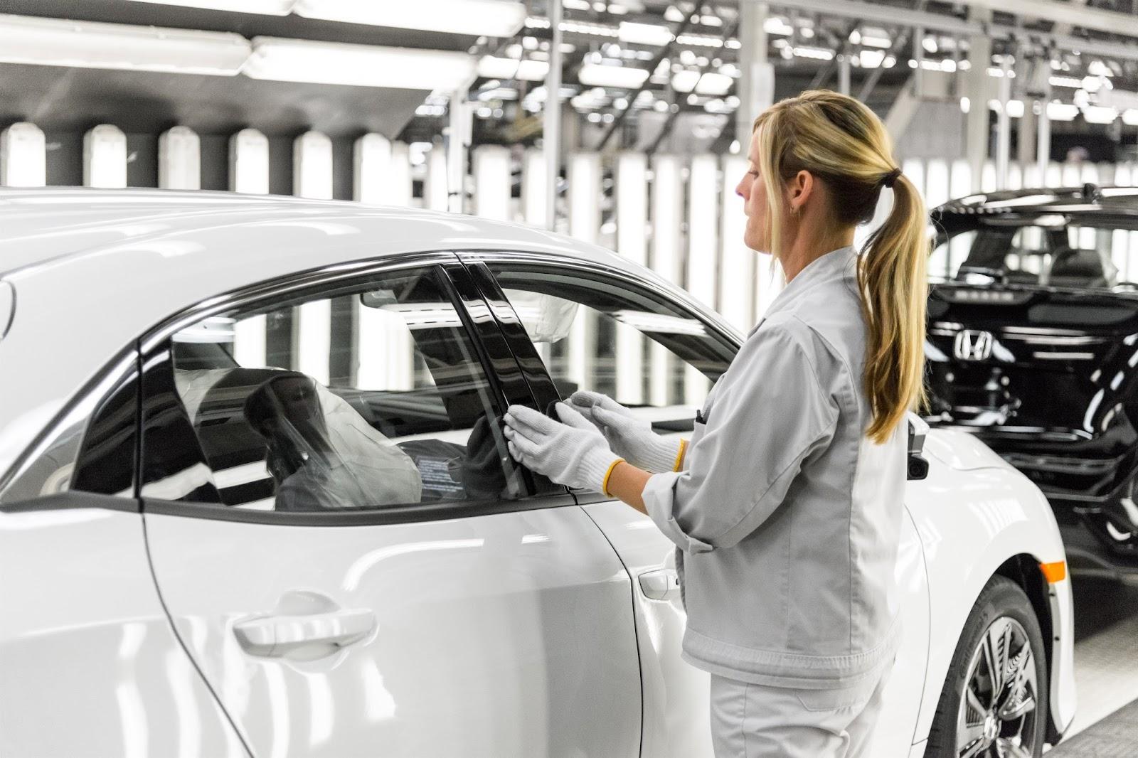 78277 Honda of the UK Manufacturing Η Honda επενδύει στο εργοστάσιο της, στην Αγγλία