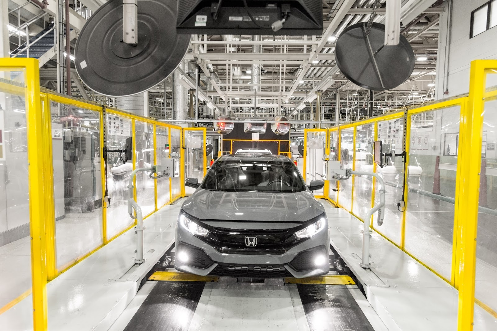 78279 Honda of the UK Manufacturing Τα Honda δεν χαλάνε ποτέ, λέει έρευνα