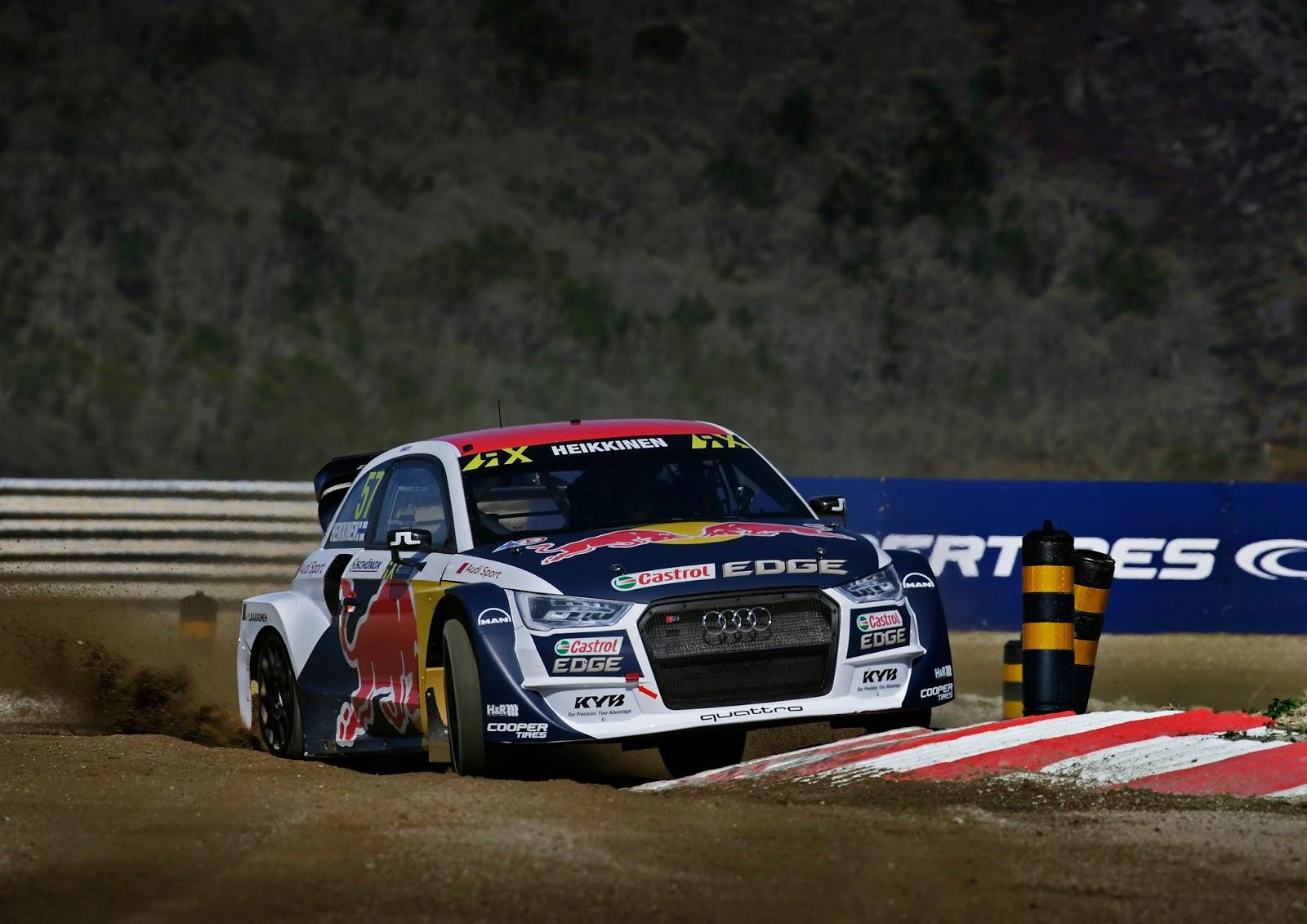 A173299 large 1 Δες όλο τον αγώνα του συναρπαστικού Rallycross FIA, FIA World Rallycross Championship, Rally, videos, World RX