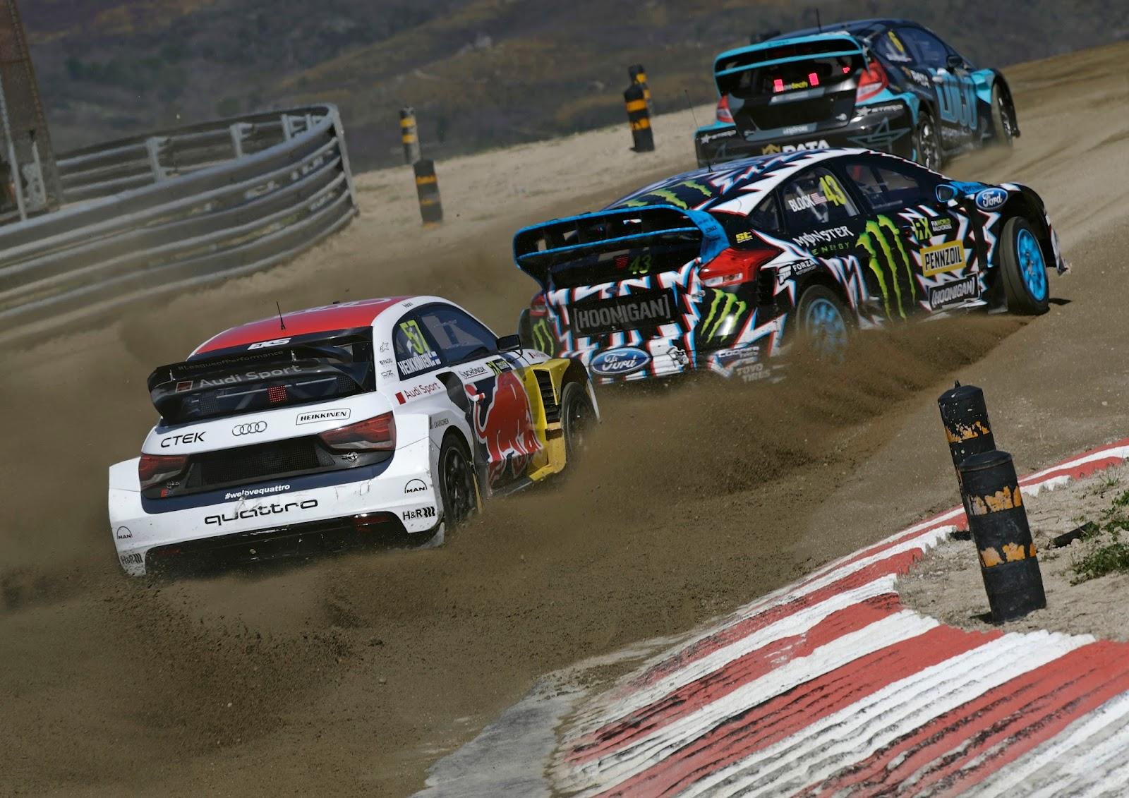 A173379 large Δες όλο τον αγώνα του συναρπαστικού Rallycross FIA, FIA World Rallycross Championship, Rally, videos, World RX
