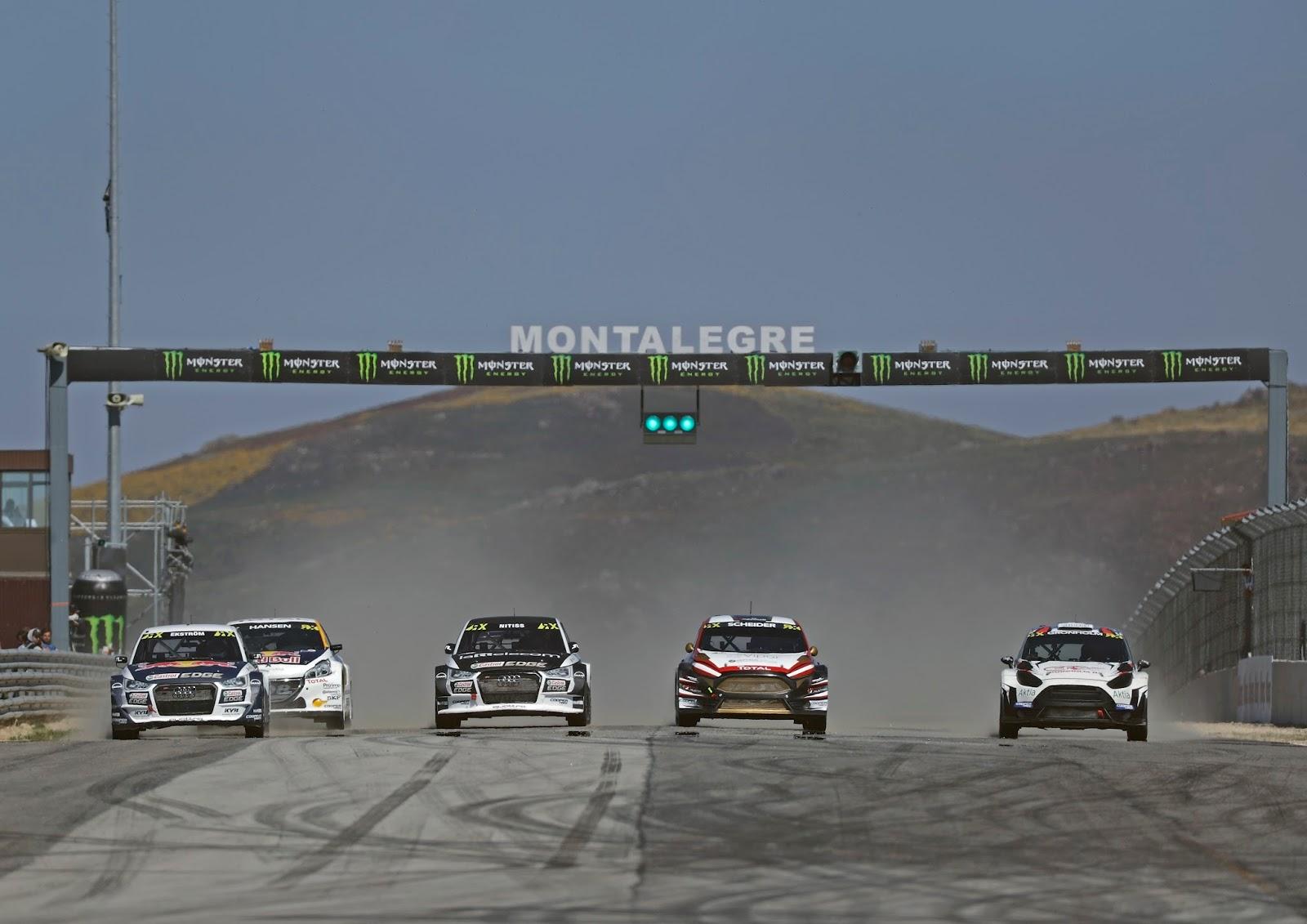 A173384 large Δες όλο τον αγώνα του συναρπαστικού Rallycross FIA, FIA World Rallycross Championship, Rally, videos, World RX