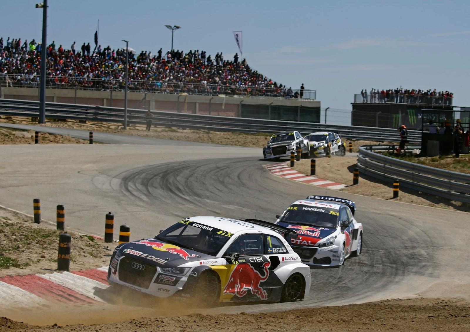 A173390 large Δες όλο τον αγώνα του συναρπαστικού Rallycross FIA, FIA World Rallycross Championship, Rally, videos, World RX