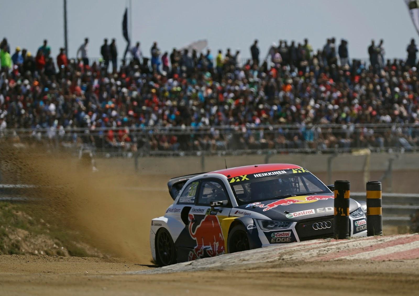 A173398 large Δες όλο τον αγώνα του συναρπαστικού Rallycross FIA, FIA World Rallycross Championship, Rally, videos, World RX