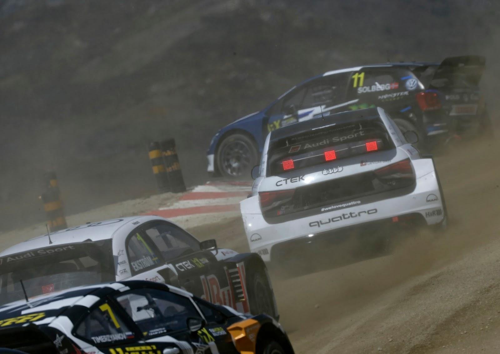 A173401 large Δες όλο τον αγώνα του συναρπαστικού Rallycross FIA, FIA World Rallycross Championship, Rally, videos, World RX