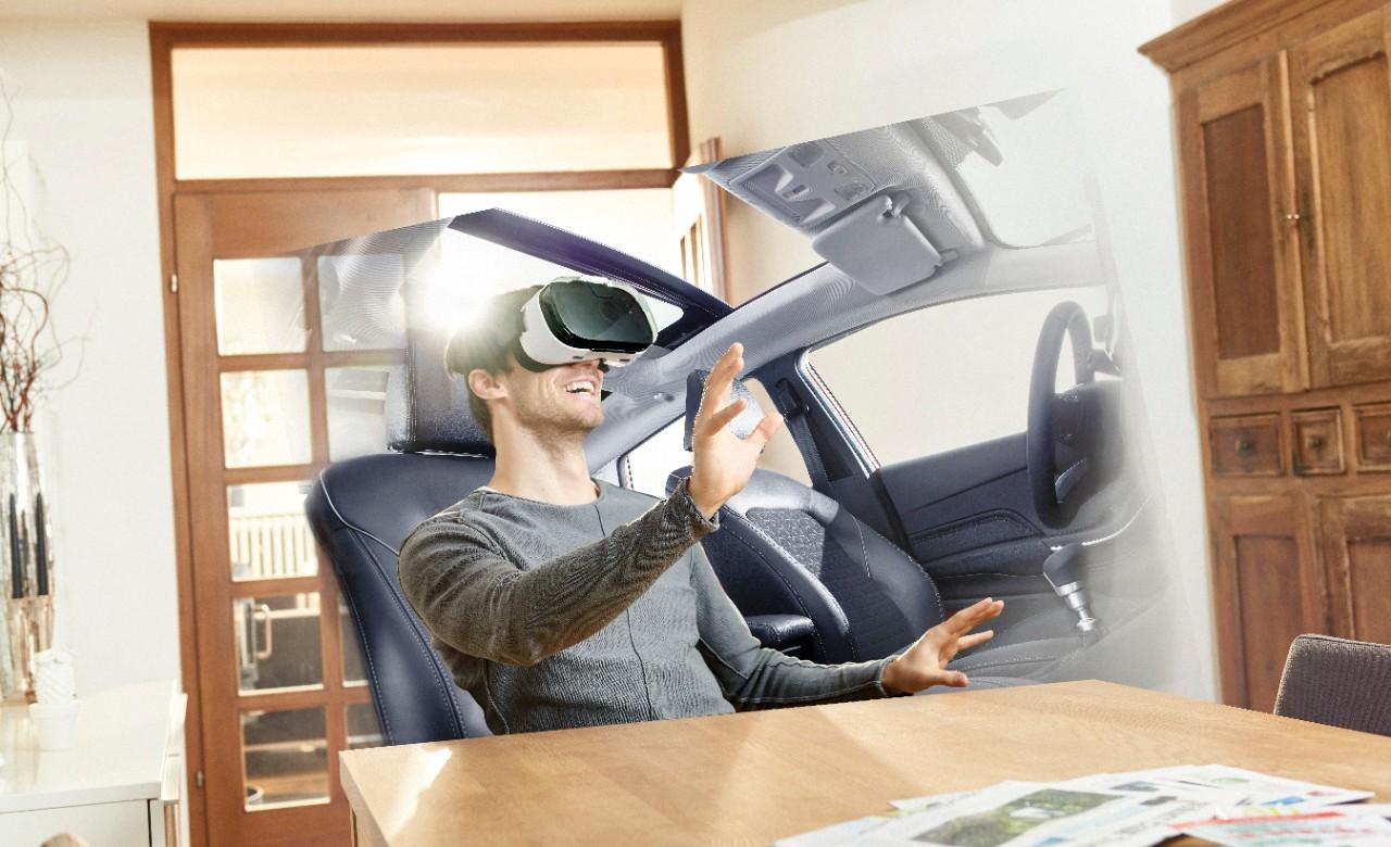 Η Ford φέρνει test drives με εικονική πραγματικότητα! Ford, αυτοκίνητα, καινούρια, μεταχειρισμένα