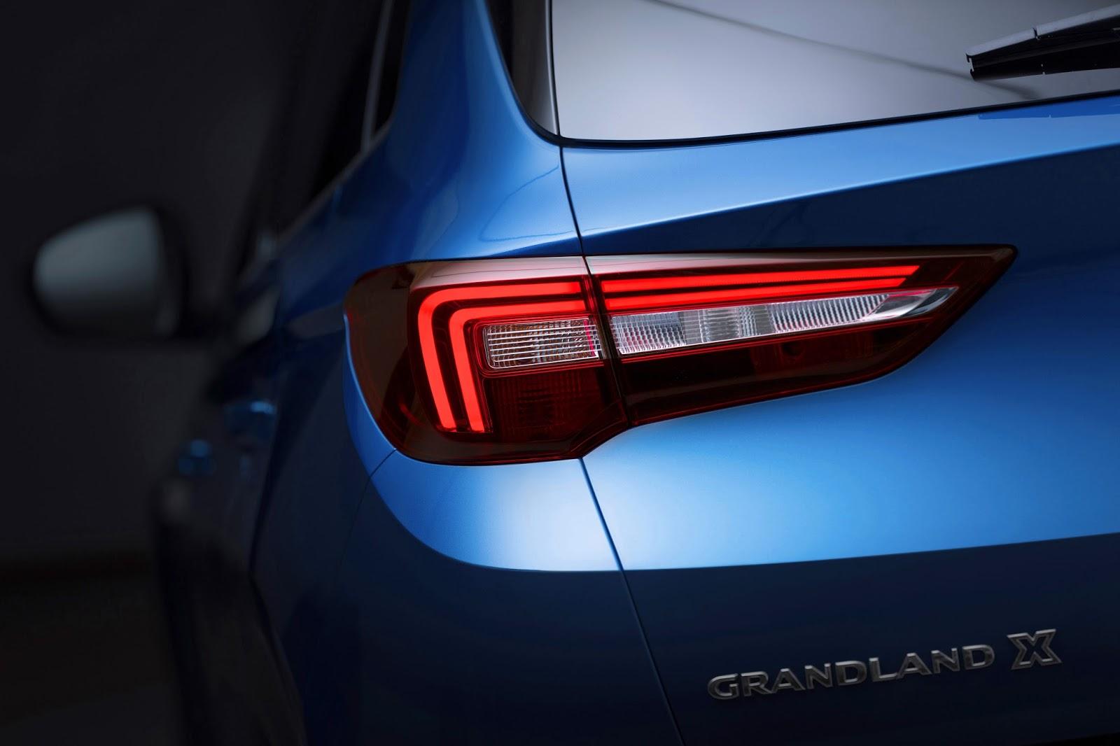 Opel Grandland X 305591 Το μεγάλο SUV της Opel, το Grandland X, έρχεται το φθινόπωρο Opel, Opel Grandland, Opel Grandland X, SUV, videos, Λανσάρισμα