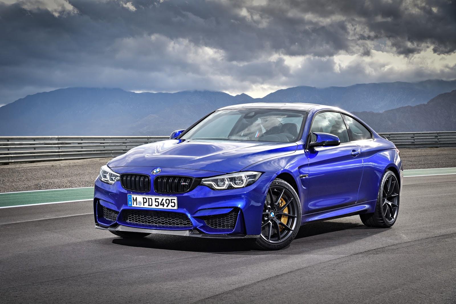 P90251019 highRes the new bmw m4 cs 04 1 Η περιορισμένης παραγωγής BMW M4 ClubSport δική σας με 116.900 ευρώ