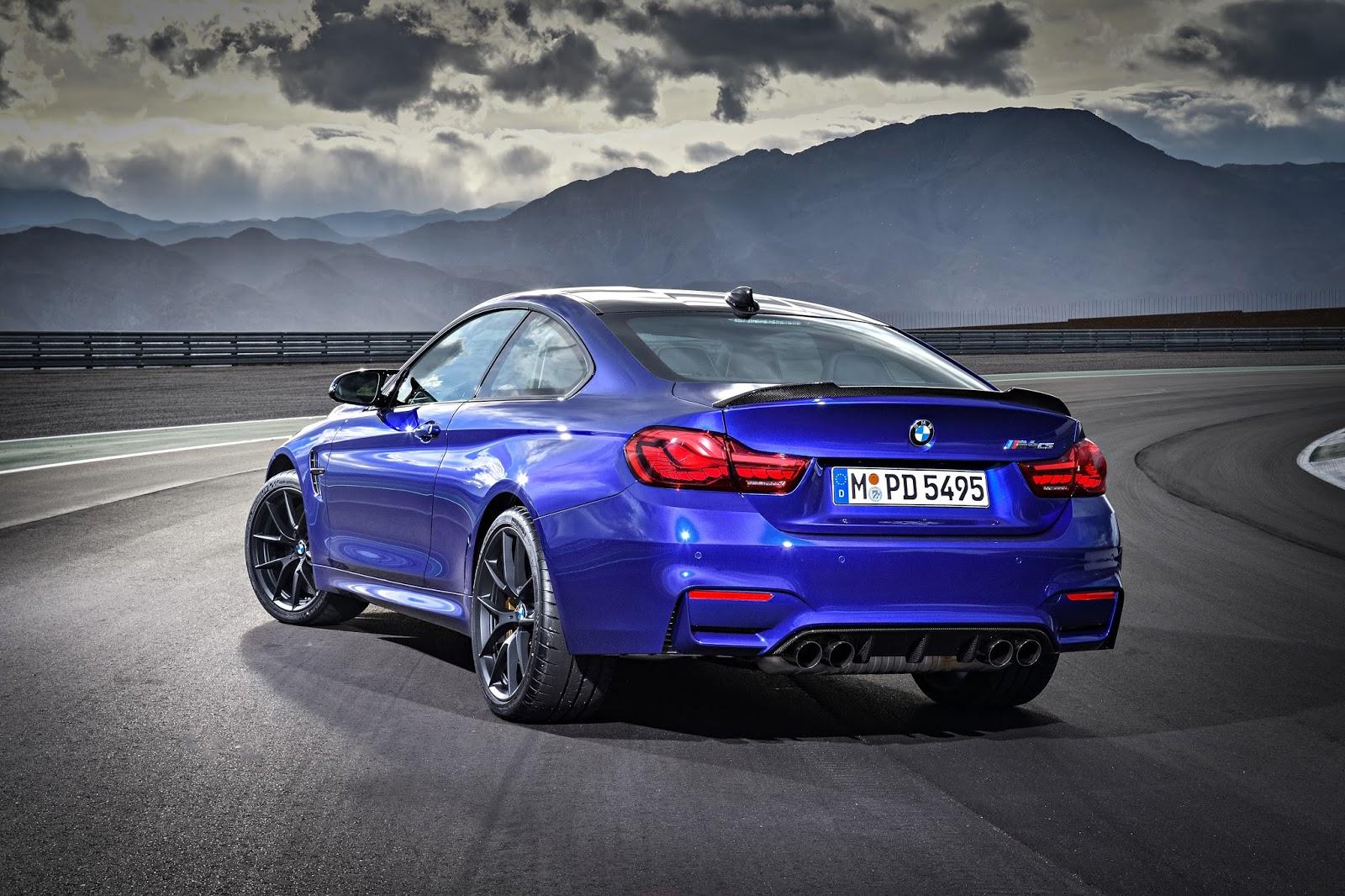 P90251022 highRes the new bmw m4 cs 04 1 Η περιορισμένης παραγωγής BMW M4 ClubSport δική σας με 116.900 ευρώ BMW, BMW M, BMW M4, BMW M4 CS, BMW Motorsport, clubsport, COUPE, Limited edition, supercars, supersport, videos, Περιορισμένης παραγωγής