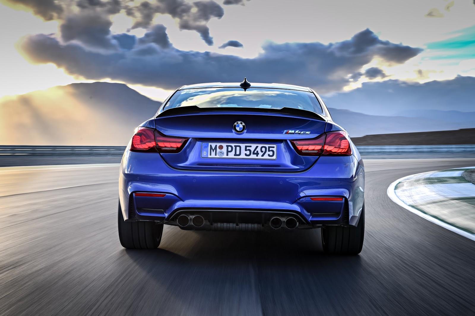 P90251039 highRes the new bmw m4 cs 04 Η περιορισμένης παραγωγής BMW M4 ClubSport δική σας με 116.900 ευρώ BMW, BMW M, BMW M4, BMW M4 CS, BMW Motorsport, clubsport, COUPE, Limited edition, supercars, supersport, videos, Περιορισμένης παραγωγής
