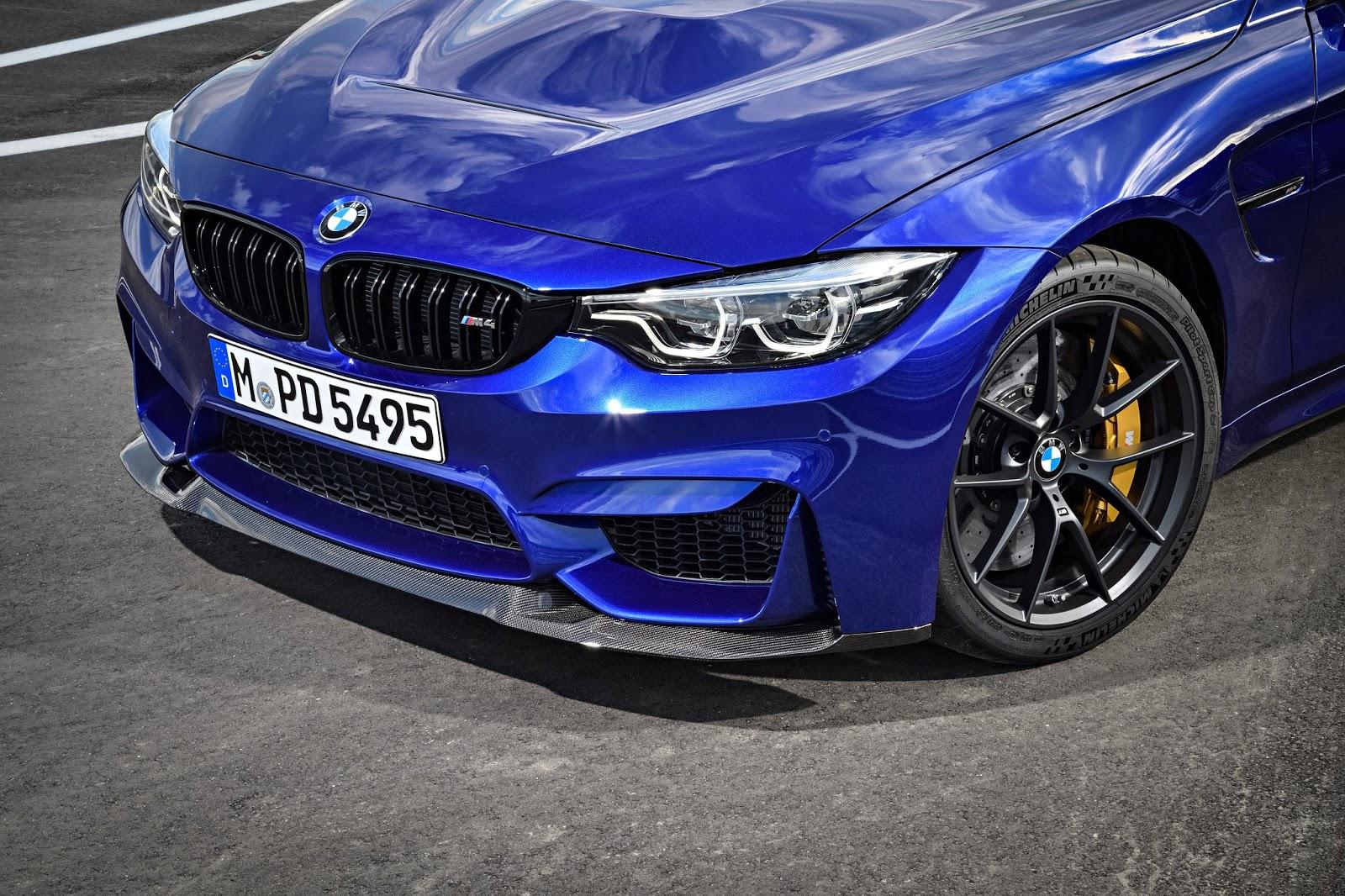 P90251050 highRes the new bmw m4 cs 04 Η περιορισμένης παραγωγής BMW M4 ClubSport δική σας με 116.900 ευρώ BMW, BMW M, BMW M4, BMW M4 CS, BMW Motorsport, clubsport, COUPE, Limited edition, supercars, supersport, videos, Περιορισμένης παραγωγής