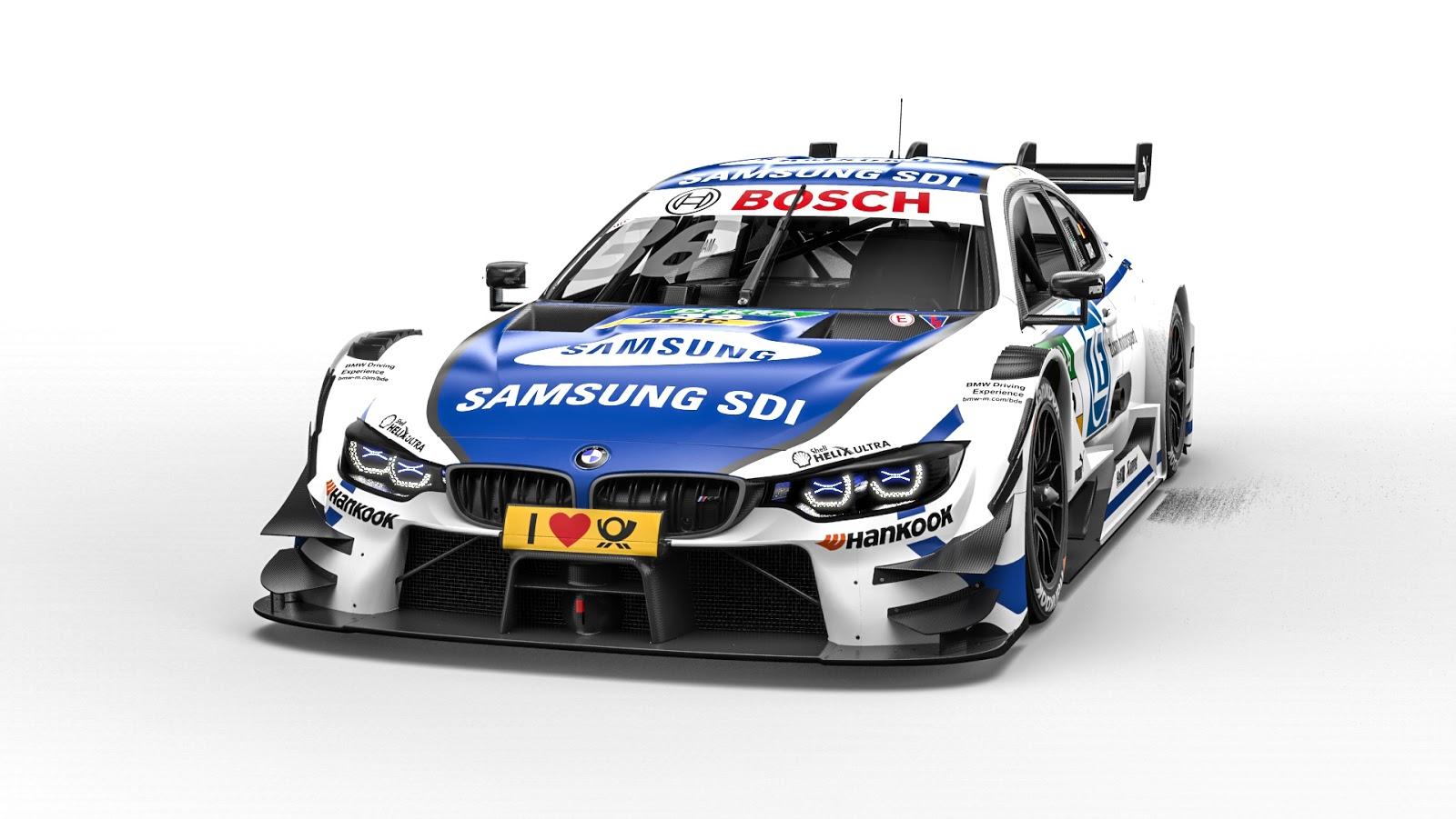 P90255229 highRes 21st april 2017 muni Η BMW Motorsport ξεκινά τη νέα σεζόν με ισχυρούς εταίρους Akrapovič, BMW, Bmw Bank, BMW M4 DTM, BMW M6, BMW M6 GT3, BMW Motorsport, DTM, Red Bull, Samsung, Shell, αγωνες